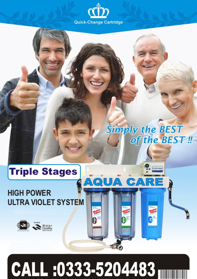 Water Filter Purifier Pakistan