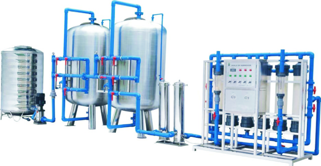 Water Filtration Plant in Pakistan Water Filtration Plants